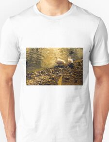 Two Duckies Unisex T-Shirt