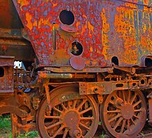 Rusty crusty by JandeBeer