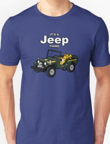 It's a Jeep Thing! T-Shirt