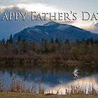 Happy Father's Day-Montana by Kathleen  Bowman