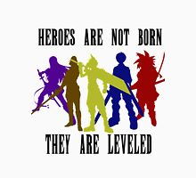 Legandary Heroes - Coloured Unisex T-Shirt