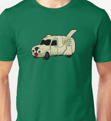 Mutt Cutts Van Unisex T-Shirt
