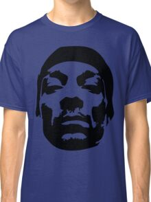 Snoop Dogg Black Design Classic T-Shirt
