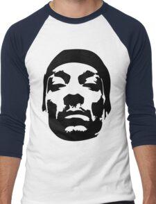 Snoop Dogg Black Design Men's Baseball ¾ T-Shirt