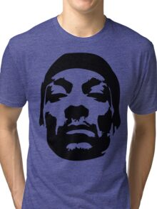 Snoop Dogg Black Design Tri-blend T-Shirt