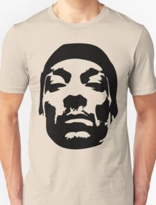 Snoop Dogg Black Design Unisex T-Shirt