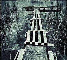 A Long Walk on a Short Pier by kibishipaul