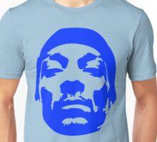 Snoop Dogg Blue Design Unisex T-Shirt