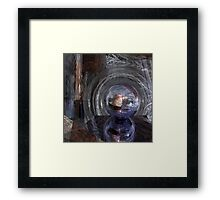 Emphasis #2 Framed Print