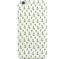 Leeks pattern iPhone Case/Skin