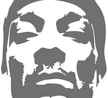 Snoop Dogg Grey Design by HappyMidget