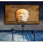 Inspired Artist 2 by tim norman