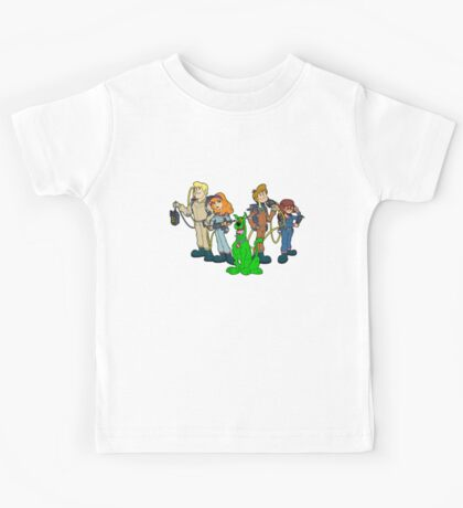 The Real Scooby Busters! Kids Tee