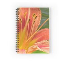 Offered In An Airy Breeze Spiral Notebook