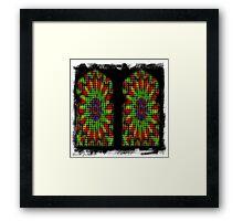 Islamic Arches Framed Print
