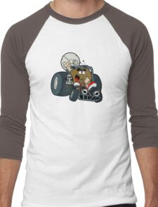 Murky and Lurky Cruise Round In Their Doom Buggy Men's Baseball ¾ T-Shirt