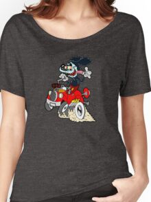 Mickey Fink  Women's Relaxed Fit T-Shirt