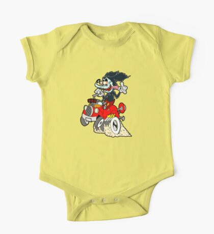 Mickey Fink  One Piece - Short Sleeve