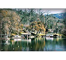 Wildwood Lake Photographic Print