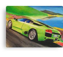 LP640 Acrylic  Canvas Print