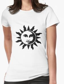 SOL Womens Fitted T-Shirt