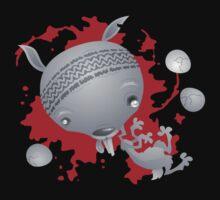 Splat Bunny by fizzgig