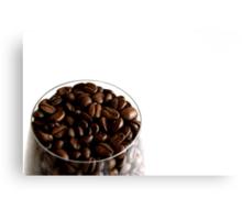 Coffee is my Aphrodisiac Canvas Print