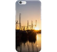 Rafted Together iPhone Case/Skin