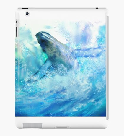 splash ! iPad Case/Skin