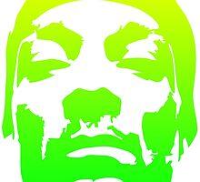 Snoop Dogg Gradient Design #2 by HappyMidget
