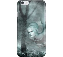 In the dark of the night .. a ghost tale iPhone Case/Skin