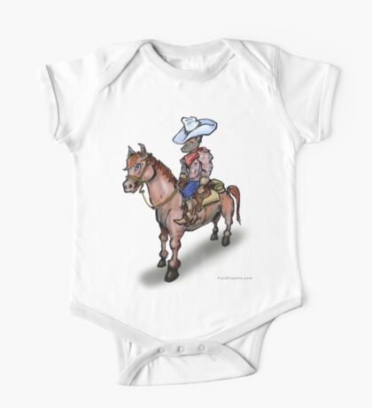 Cowboy n Horse Kids Clothes