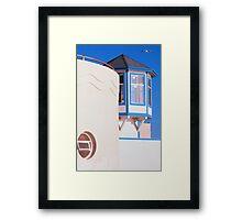 BUILDING,SAN FRANCISCO Framed Print