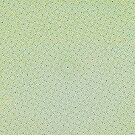 Silicon Atoms Mandala Green 1 by atomicshop
