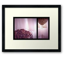 I want you to respect me in the morning.......or at least bring me coffee.  Framed Print