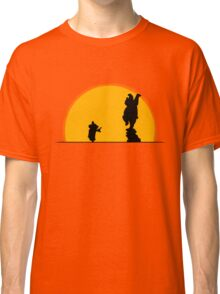 Hard Training Of The Legend Classic T-Shirt