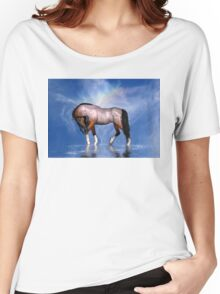 Heavenly Horse Women's Relaxed Fit T-Shirt