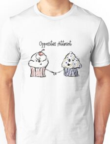 Opposites Attract Unisex T-Shirt