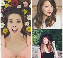zoe sugg zoella collage by charduisters