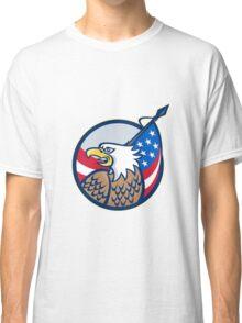 bold eagle Classic T-Shirt
