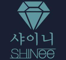 Shinee Blue Diamond by Heather95