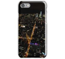 New York City by night... iPhone Case/Skin