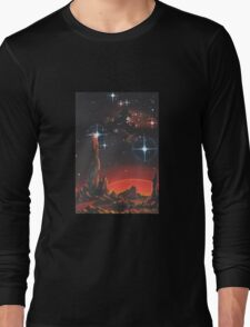 Red Planet Long Sleeve T-Shirt