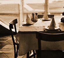 good afternoon tea. by Alexandra Brovco
