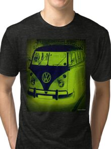 Split Screen VW Combi - New Products Tri-blend T-Shirt