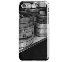 Bamboo Steamer iPhone Case/Skin