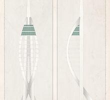 Spinnaker Tower by jripleyfagence