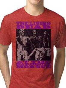 Let Sleeping Corpses Lie Tri-blend T-Shirt
