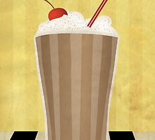 Delicious Milkshake by Paige Hally