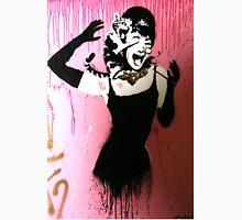 Audrey Hepburn - Banksy Unisex T-Shirt